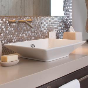 Reve Vessel Above-counter Bathroom Sink